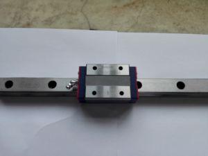 Sistema de movimiento lineal rampa lineal con bloques de diapositivas Ball-Bearing