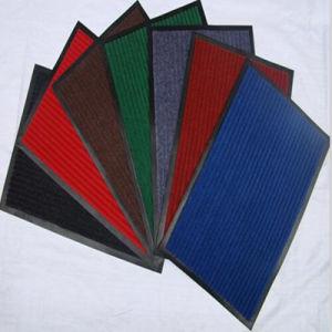 Anti stuoia della moquette di slittamento con la parte posteriore del PVC