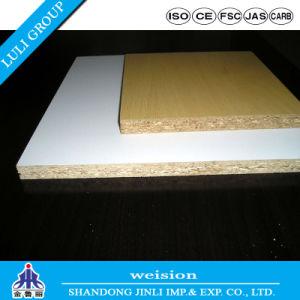 Les panneaux de particules ou panneaux de particules de mélamine/Plain les panneaux de particules