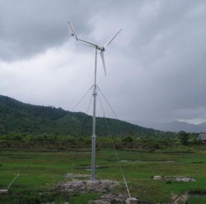 Anhua controla el tono de seguridad de 10kw on/off Grid generador de energía eólica