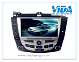 Honda Accord 07를 위한 특별한 Car DVD Two DIN