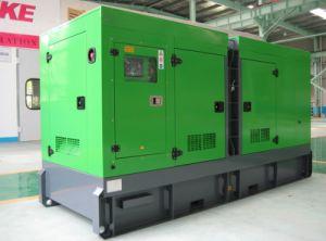 200kw/250kVA Cummins leises Dieselgenerator-Set