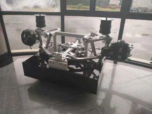 Vehículo comercial de 7 m de la AFD050 Sistema de suspensión de aire independiente