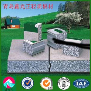 Poids léger de ciment panneau sandwich mousse EPS pour mur matériel (XGZ-SP001)