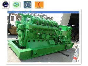 500kw generatore del propano del biogas Genset/500kw del gas naturale Generator/500kw con raffreddato ad acqua