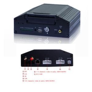 8CH D1 H. 264 Sd Card und HDD GPS Mobile DVR