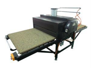 Пневматический Термосублимационная печать большого формата передачи тепла нажмите клавишу