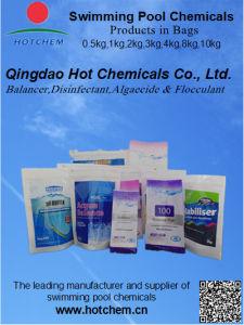 Chloride het Van uitstekende kwaliteit van het Calcium van het Absorptievat van de Vochtigheid van diverse Pakketten voor Verkoop