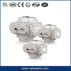 Rotary tipo actuador eléctrico para válvula de bola válvula de mariposa220/380/110/24 AC DC24V/48 actuadores motorizados de cuarto de vuelta tipo de modulación de la válvula de control eléctrico de Ex