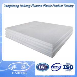 PTFE/PP/PE/feuille de plastique moulé en PVC Feuille de plastique en téflon