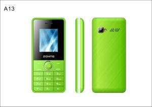 Direto da fábrica barato barra 1,8 polegadas Phone China dispõem de telefone celular GSM DUPLO SIM A13