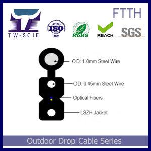 FTTH im Freien Faser-Optikkabel