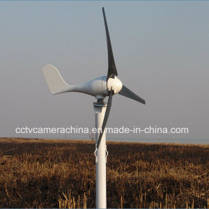 200W 12V 24V de Turbine van de Wind (shj-200S)