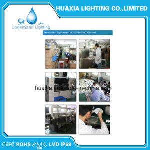 Indicatore luminoso subacqueo impermeabile di illuminazione della piscina di IP68 LED