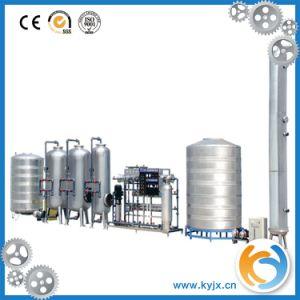 Sistema di trattamento di acqua puro della bottiglia di plastica automatica