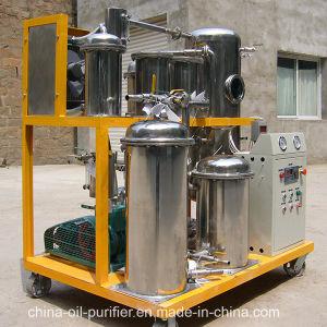 La cop usine de nettoyage de l'huile de palme, purificateur d'huile de noix de coco, huile de tournesol La Purification