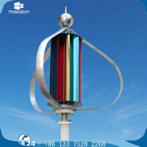 Turbina di vento residenziale di asse della Multiplo-Lamierina a tre fasi verticale di CA
