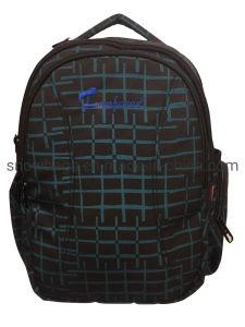 Stock sacoche pour ordinateur portable en polyester MULTIFONCTIONNEL Sac à dos, sac à dos pour ordinateur portable étudiant prêt à expédier