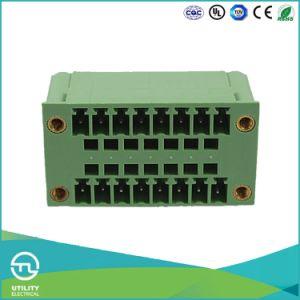 Plug-in do bloco de terminais de PCB MB1.5h/FV3.81