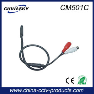 Mini Micrófono CCTV ocultos para el sistema de CCTV (CM501C)
