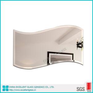 Интерьер стены/декоративные стекло наружного зеркала заднего вида с электроприводом/3мм 4 мм 5 мм 6 мм 8 мм серебристый стекло зеркала заднего вида в мастерской для монтажа на стену художественным оформлением и мебелью.