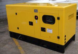 de Diesel 34kVA Isuzu Reeksen van de Generator
