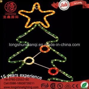 LED Star IP65 декоративные Стрит веревки стиле Елки Лампы для наружного освещения украшения