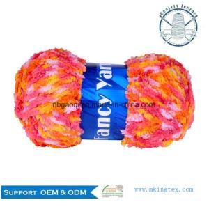 Fantasy acrylique 4 plis de fils de l'Islande Islande tricot de laine de fils