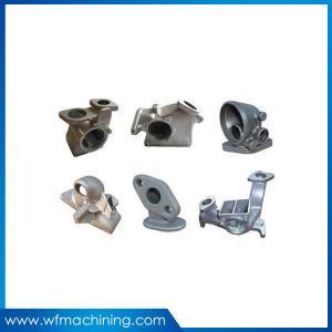 Investimento de precisão/fundição de moldes de Aço Inoxidável partes do motociclo de gusa