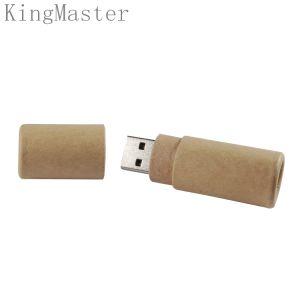 Деревянные приводы вспышки USB шарнирного соединения флэш-память Thumbdrive ручки USB