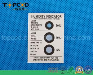 6 points de Cobalt RoHS Conforme Libre pour les BPC de carte de l'indicateur d'humidité de l'emballage