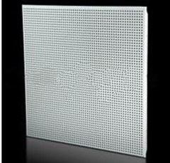 Panneau de plafond en aluminium/aluminium/aluminium panneau Peforated les dalles de plafond