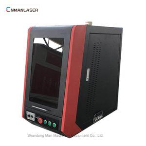 30W 50W Laser die van de Vezel van de Telefoons van Juwelen de Delen Ingesloten Machine merken