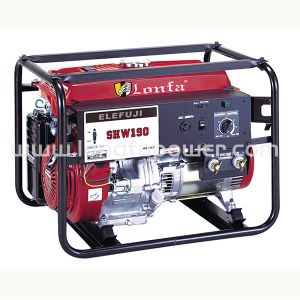 セリウムとの2kw 5.5HP Gx160 Engine Elemax Hand Start Generator