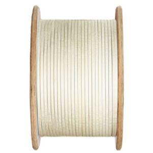 2017 populares de Alumínio Cobertos de fibra de vidro de 4 mm de Fio redondo