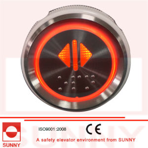 Kone Höhenruder-Taste für Passagier-Höhenruder (SN-PB960)