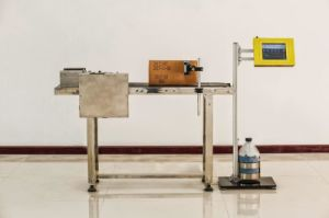 Portable de inyección de tinta de impresora de gran carácter Fecha