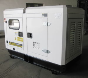 100kw/125kVA無声Cumminsのディーゼル発電機