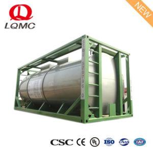 Cscの20FTおよび40FTのセメントISOタンク容器