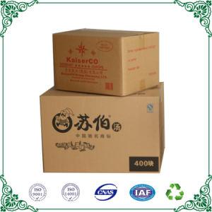 Гофрированное крафт-бумаги Fluting грузов загрузка коробки из гофрированного картона