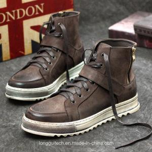 Nuevo diseño de zapatos de ocio para los hombres