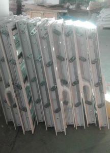 最上質の二重サッシュのアルミニウム開き窓のガラスルーバーWindows/JalousieのWindows
