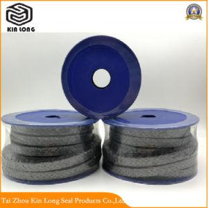 Graphitverpackung; Hochtemperaturgraphitverpackung mit Inconel Draht-Verpackung;