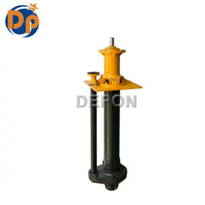 Lavage de la mine Heavy Duty carter pompe submersible verticale lisier