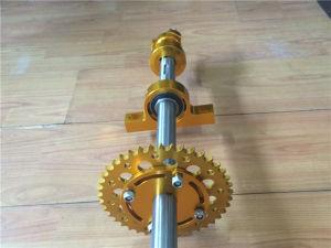 高品質の精密CNCによって機械で造られるアルミニウムは部品Kartの行く