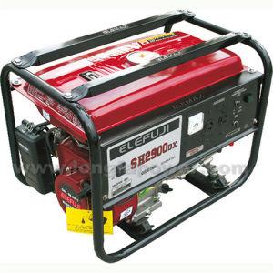 Alimentation portable Elemax 2.5kVA générateur essence Ce Soncap EPA approuvé