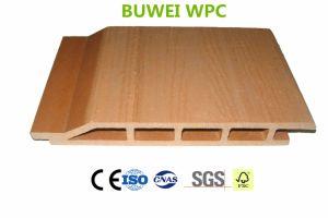 Het openlucht Houten en Plastic Samengestelde Comité van de Muur WPC