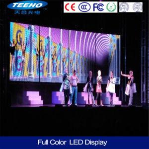 L'intérieur de la publicité à LED P4.81 l'écran