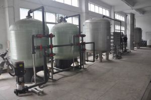 中国の逆浸透システム(RO1000j-5000LPH)