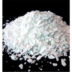 De Korrelige Vlok van het Chloride van het calcium, Korrel Powder/7477%, de Zuiverheid van 95%